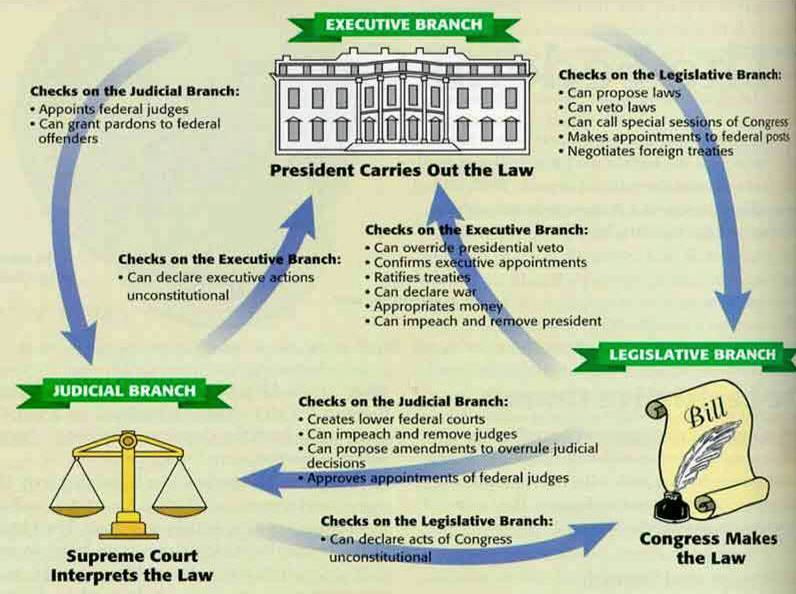 A Basic Introduction to How Our Federal Government Works